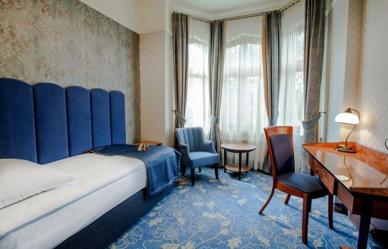 Single room (superior) Diament Hotel Plaza Gliwice