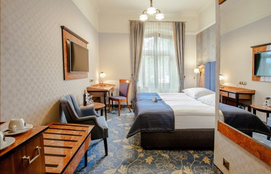Double room (standard) Diament Hotel Plaza Gliwice