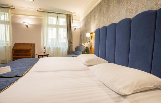 Double room (superior) Diament Hotel Plaza Gliwice