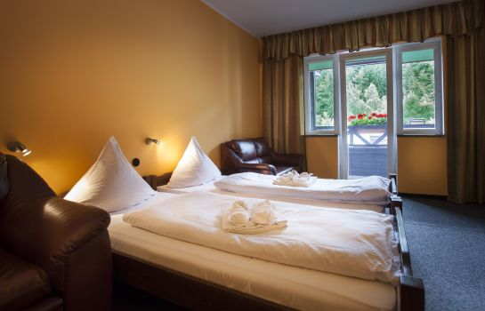 Four-bed room Hotel Las Piechowice