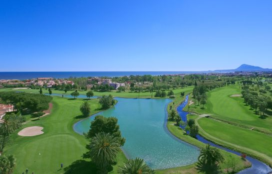 Golf course Oliva Nova Beach & Golf Hotel