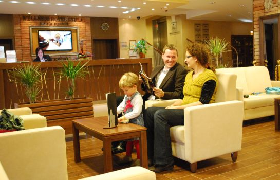 Hotelhalle Family Wellness Gyula**** superior
