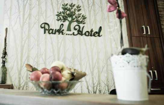 Reception Park Hotel Gyula
