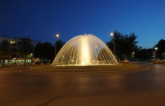 Surroundings Park Hotel Gyula