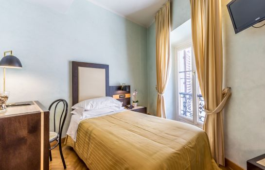 Chambre individuelle (standard) Duomo Hotel