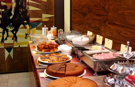 Breakfast buffet Palio