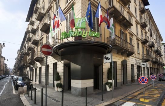 Vista esterna Holiday Inn TURIN CITY CENTRE
