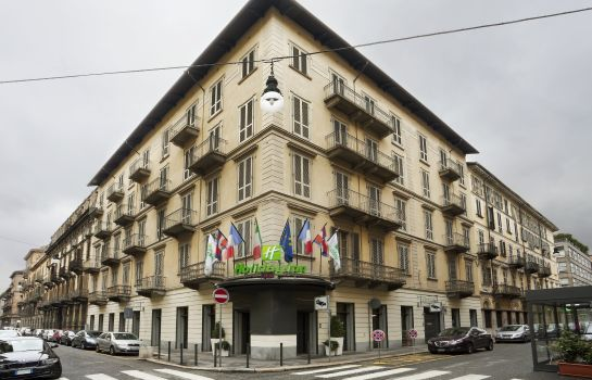 Außenansicht Holiday Inn TURIN CITY CENTRE