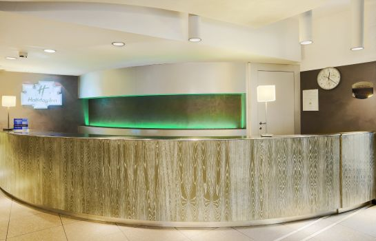 Hotelhalle Holiday Inn TURIN CITY CENTRE
