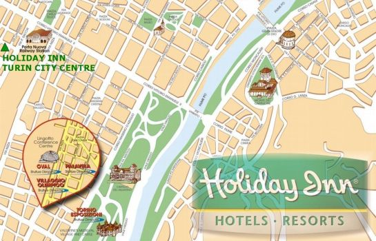 Info Holiday Inn TURIN CITY CENTRE