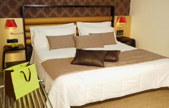 Zimmer Holiday Inn TURIN CITY CENTRE
