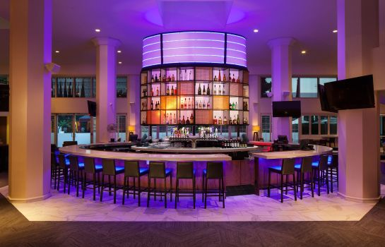 Hotel bar Sheraton Gateway Los Angeles Hotel
