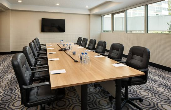 Conference room Sheraton Gateway Los Angeles Hotel