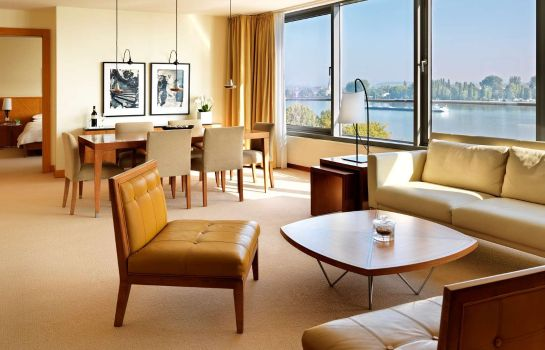 Suite Hyatt Regency Mainz