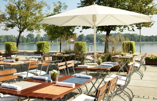 Terrasse Hyatt Regency Mainz