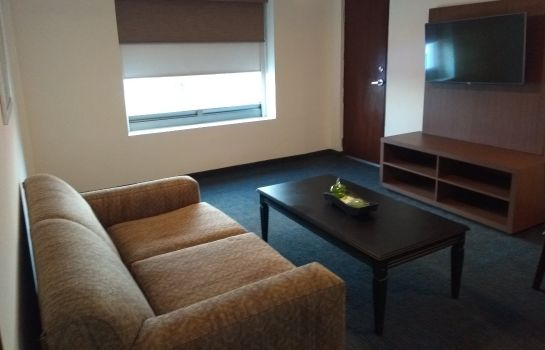 Suite Holiday Inn GUADALAJARA EXPO