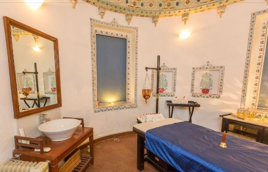 Massage room Shiv Niwas Palace by HRH Group of Hotels