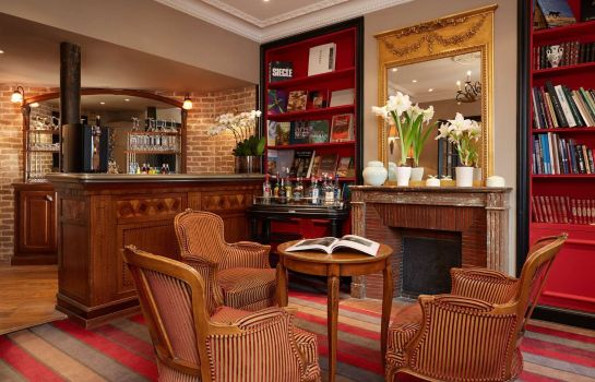 Bar del hotel Relais Saint Jacques
