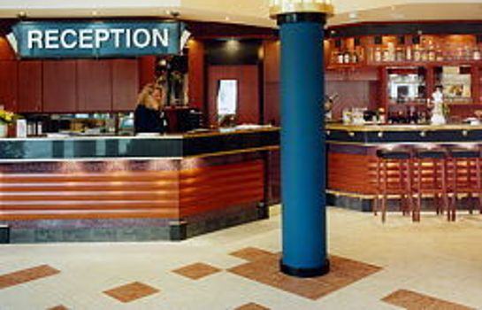 Reception City Park Hotel