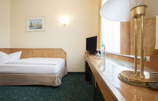 Single room (standard) City Park Hotel