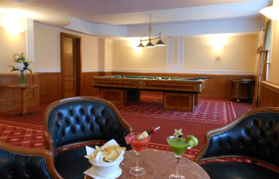 Hotel-Bar Starhotels Business Palace