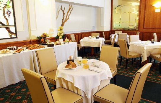 Restaurant Starhotels Business Palace