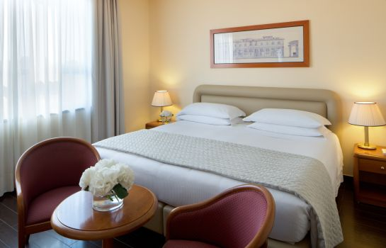 Single room (superior) Starhotels Business Palace