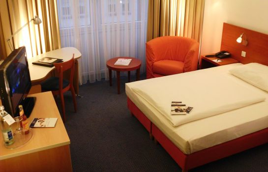 Chambre individuelle (standard) Welcome Hotel