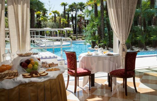 Restaurant Grand Hotel Trieste & Victoria Vital Thermal Spa