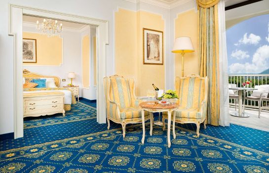 Suite Grand Hotel Trieste & Victoria Vital Thermal Spa
