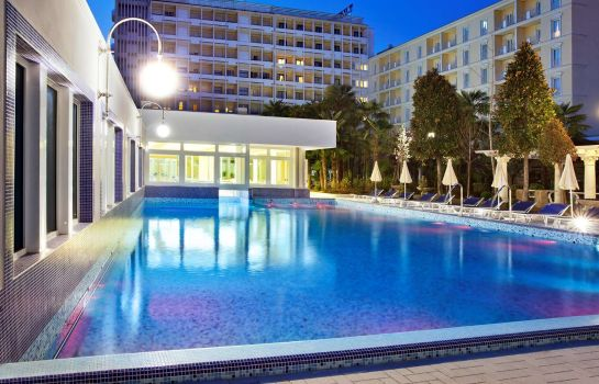 Info Grand Hotel Trieste & Victoria Vital Thermal Spa