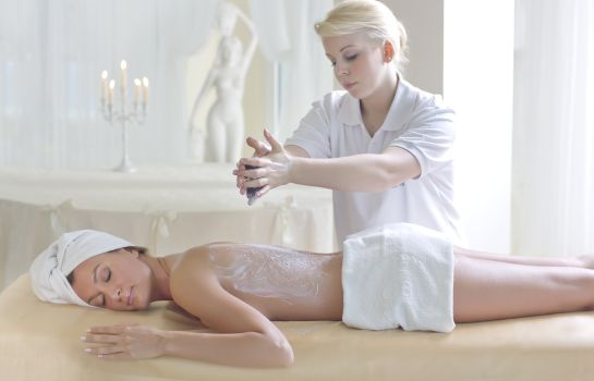 Massageraum Grand Hotel Trieste & Victoria Vital Thermal Spa