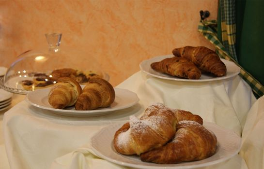 Breakfast buffet Al Mulino