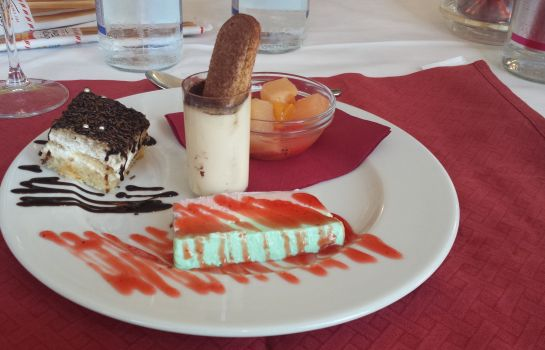 Cucina dell'hotel Everest Arco