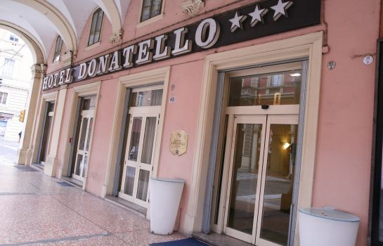 Exterior view Donatello