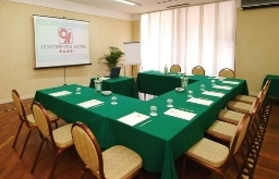 Trainingsraum Hotel Continental Brescia