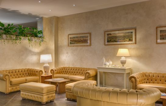 Hotelhalle Quality Hotel Continental Brescia