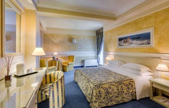 Zimmer Quality Hotel Continental Brescia