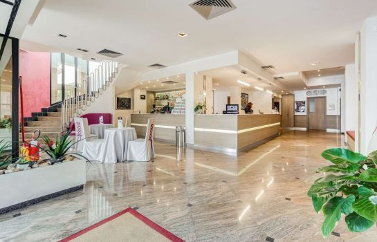 Hall Best Western Hotel Rocca