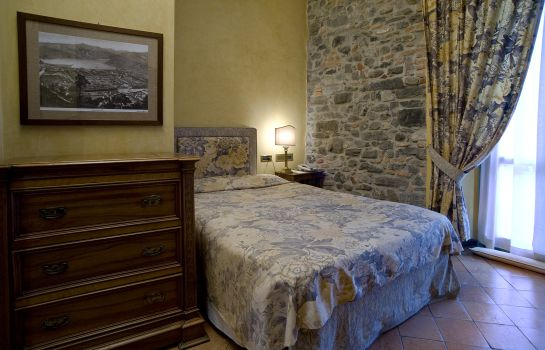 Single room (superior) Le Due Corti