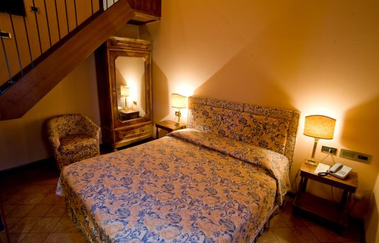 Double room (standard) Le Due Corti