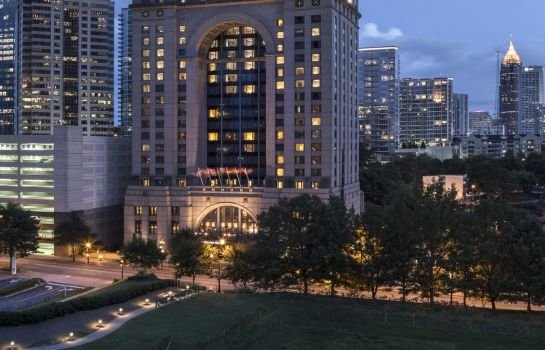 Exterior view Four Seasons Hotel Atlanta