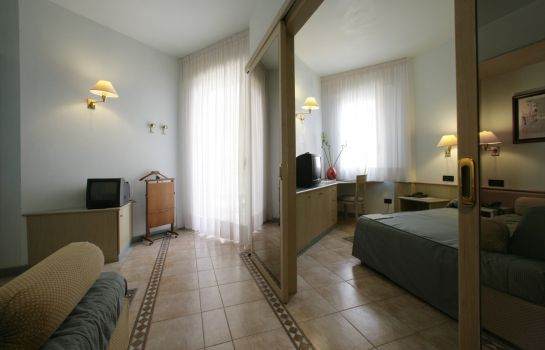 Junior-suite Hotel Universo