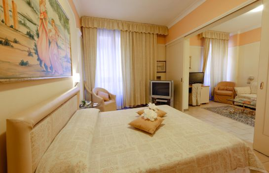 Suite junior Best Western Hotel Liberta