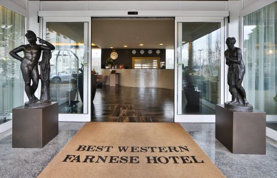 Vista esterna Best Western Plus Hotel Farnese