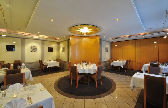 Restaurant Grand Hotel Les Endroits