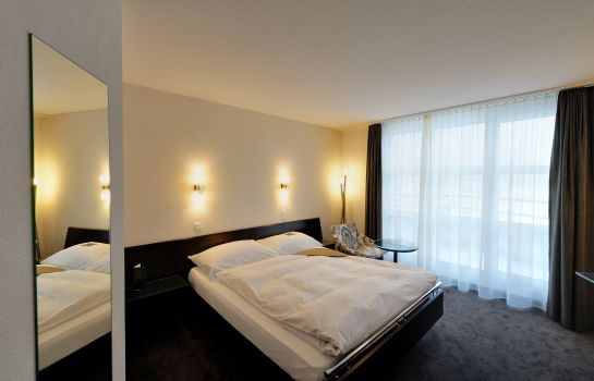 Double room (standard) Grand Hotel Les Endroits