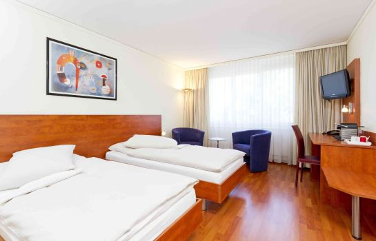 Chambre double (confort) Sorell Hotel Sonnental