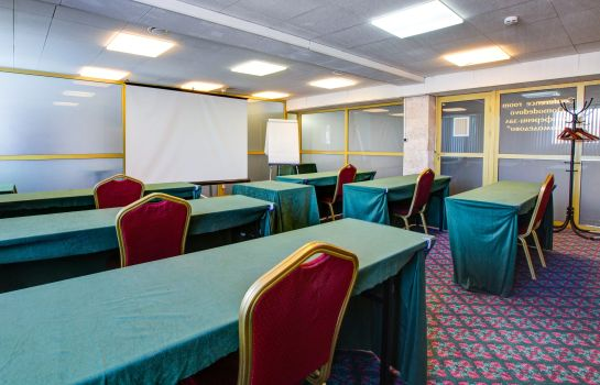 Meeting room Aerostar Hotel