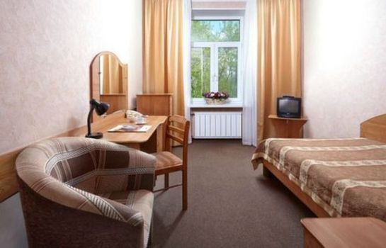 Single room (standard) Yaroslavskaya Hotel